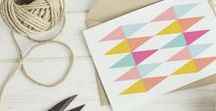 gift wrapping ideas and stationery / Be inspired to create beautifully wrapped gifts for your friends and family