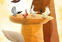 illustrations and dreams / by Şule İlgüğ