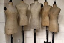 Mannequins / by Mary Bellino
