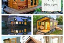 Tiny Homes ~ tiny Spaces & more tiny useful Things for tiny Living / Learning to Love living with Less & being Perfectly Happy with it ***feel free to follow this Board***