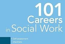 Work / Social work, therapy, counseling, mental health, nonprofits, resources / by Derek Cooper