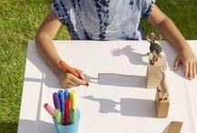 ACTIVIDADES PARA NIÑOS / DIY, manualidades y otras ideas para hacer con niños
