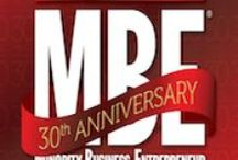 30th Anniversary Sponsors / MBE Magazine in celebration of its 30th Anniversary would like to thank each of our sponsors for their support.