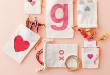 valentine's day loveliness / Valentine's Day craft ideas and more