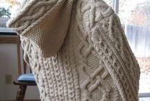 Knitting:  Sweaters / by Sharlene Immel