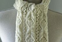 Knitting:  Scarves, shawls, and cowls / by Sharlene Immel