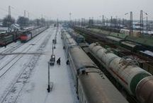 year five - russia (& the trans-siberian railroad) / Russia, Trans-Siberian Railroad, Travel