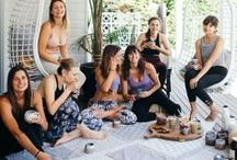 EVENTS IDEAS / EVENT PLANNING, event inspiration, retreats, workshops, yoga retreats, wellness events,