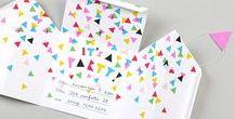 invitations / Pretty invitations for all occasions