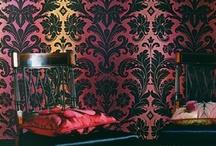Wall Treatments / by Andrea Renzi McFadden