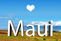 Maui / All the amazing spots and things we do in Maui, Hawaii.