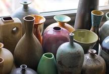 Pottery Inspiration- historical and vintage / by Andrea Renzi McFadden