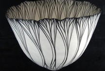 Pottery Inspiration - Coil Work / Coil pottery that I find interesting, inspiring or just fun! / by Andrea Renzi McFadden
