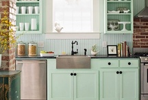 Kitchens / by Molly Smith