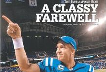 Sports / From Peyton Manning and Reggie Miller to Andrew Luck and Paul George. We've got Indianapolis Sports covered.