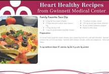 Healthy Dinners / Heart healthy foods, recipes and tips.