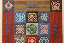 More Celtic Quilts! / by Scarlett Rose's Celtic & More