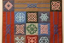 More Celtic Quilts!