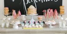 bridal shower / Ideas for bridal showers and kitchen teas. We pin free printables, decor ideas and inspiration, gift ideas and guest favours.