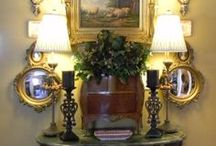 Homes,Decorating, Antique furniture / by Deanna Galindo