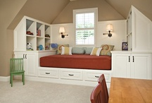 Loft & Kids' Rooms