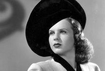 Deanna Durbin (name-sake,but I never could sing) / by Deanna Galindo