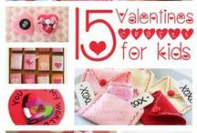 Valentines Day / Ideas for the holiday:  Valentines Day!  / by Beth Genovich