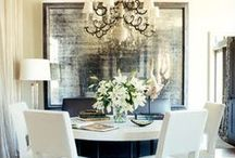 Home: Dining Rooms / Fine dining calls for a divine design