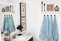 Bathroom Organization / by Takiyah Dugas Turner