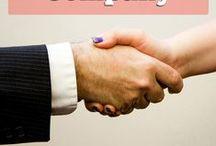 Internships & Jobs / Information for job-hunters
