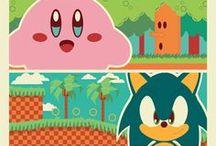 Design - Game Art / cause we building games yo! / by Aja Shamblee