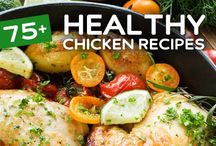 Healthy recipes / Good for you food / by Beth Genovich