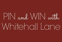 Pin and Win with Whitehall Lane! / Repin anything on this board during the month of March 2014 for the chance to win customized Whitehall Lane govino glasses! The more items you repin, the better your chance of winning. / by Whitehall Lane