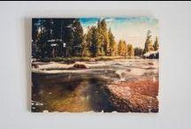 JBP Wood Prints / Wood Prints of Nature Photography taken by Joe Boyle.