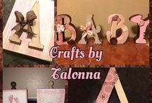Talonnas Crafts / by Talonna LeMaster