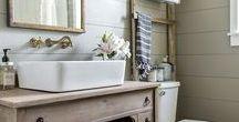 Bathroom / Bathroom, bathrooms, inspiration, ideas, DIY, shop online, tiles, pretty tiles, patterns, bathroom inspiration, bathroom ideas, bathroom styling, bathroom DIY