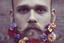 floral design   beards