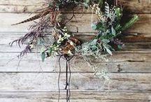 floral design   holiday / inspiration for holiday arrangements