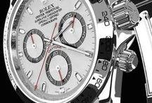 Watches / by Tieke Raunegger