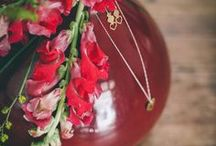 marsala / Wedding inspiration incorporating the colour 'Marsala' voted Pantone colour of the year 2015