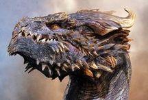 Dragons / by Tieke Raunegger