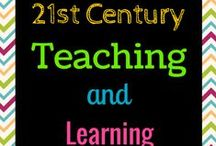 21st Century Teaching and Learning / Tips, tricks, tools, and lesson ideas from 21st Century classrooms! Share your ideas and find inspiration here for your classroom!