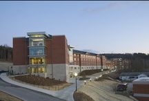 Campus Buildings / by Mansfield University