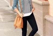 Style-ish / cute clothes, hair-dos and looks that i could never pull off.. but i can pretend ;)