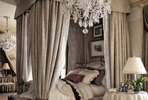 Beautiful Boudoir and Closet Dreams / by Kelley Mills
