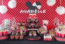 minnie mouse / by funky finds