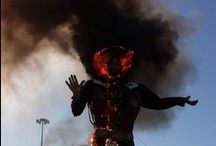 Big Tex, He died for our sins but is coming again!