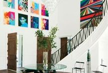Stairs & Entry / by Stephanie