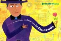 Complex Picture Books / These picture books all have big ideas and are perfect for older picture book fans.