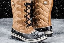 Snow Boots / Winter is upon us, don't get caught in snowy conditions without a great snow boot from Sorel, Ugg, Pajar and more!